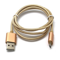 ShenZhen factory wholesale mini usb cable original quality micro usb cable for iphone for android