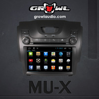 "OEM ANDROID HEAD UNIT 8"" CAPACITIVE TOUCH FIT FOR ISUZU MU-X 2012-2014"