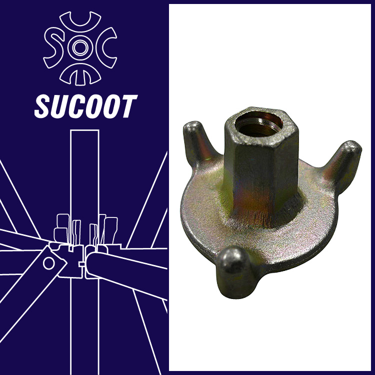 Formwork Tools Made By FCD500 Tie rod Wing Nut