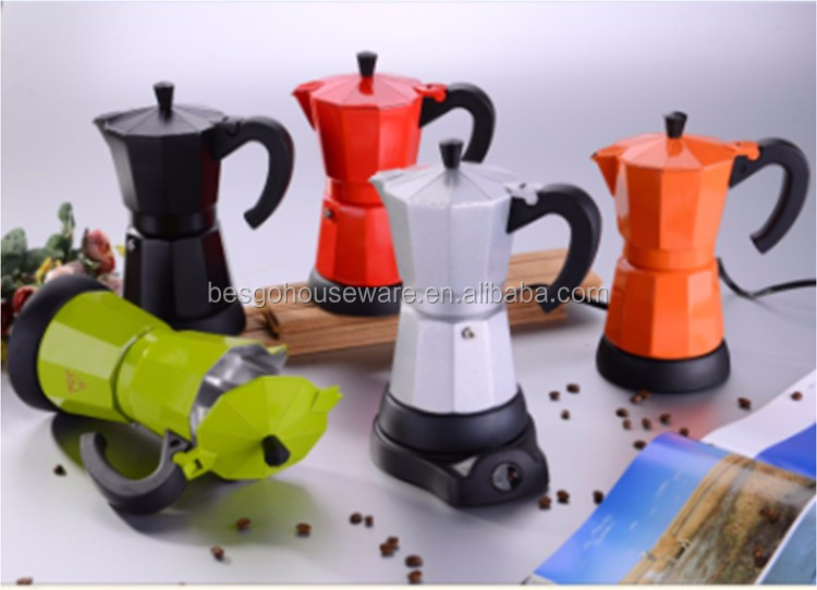 coffee & tea sets Aluminum espresso coffee maker moka pot