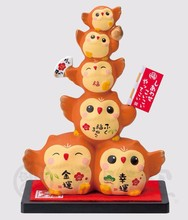 popular and unique japanese fortune artifact - setoyaki manekineko