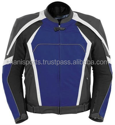 leather Moter bike Jacket