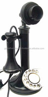 collectible Black candlestick telephones