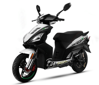 2016 PEDA New Sports Electric Scooter 72V 3000W