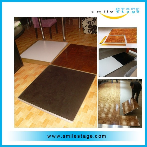 wholesale price led video dance floor with factory price