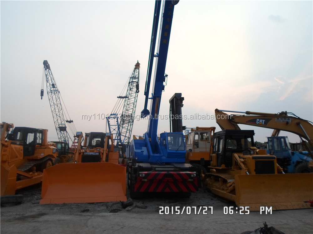 Used Kato KR300 30 Ton Rough Terrain Crane For Sale