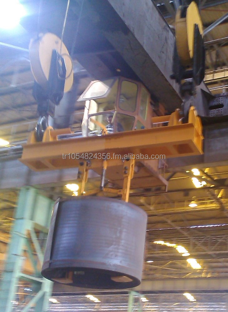 BTV-40 Vertical Electromechanical Coil Tong