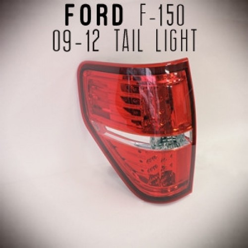 [AUTO LAMP] Ford F-150 - LED Tuning Taillights Set(no.6494)