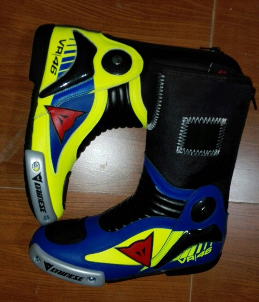 Low cost motorbike boot accessories wholesale China motorcycle boots