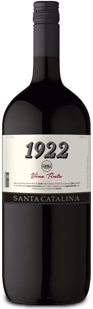 1922 by Vineyard Santa Catalina cheap red wine 1500cc