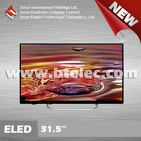 Optional stand Chinese 32 inch led tv price