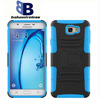 PC+Silicon Cell Phone CaseFor Samsung Galaxy S7 Kickstand case for Samsung phone