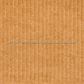 paper bags made from textured ribbed kraft paper made as per your size and specifications