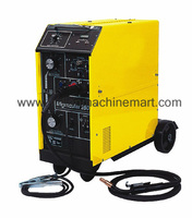 MIG Welding Machine (Made In India) New Type Inverter CO2 GAS Shielded High Frequency High Speed And Low Price