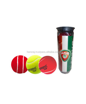 Tennis Ball Set With Can