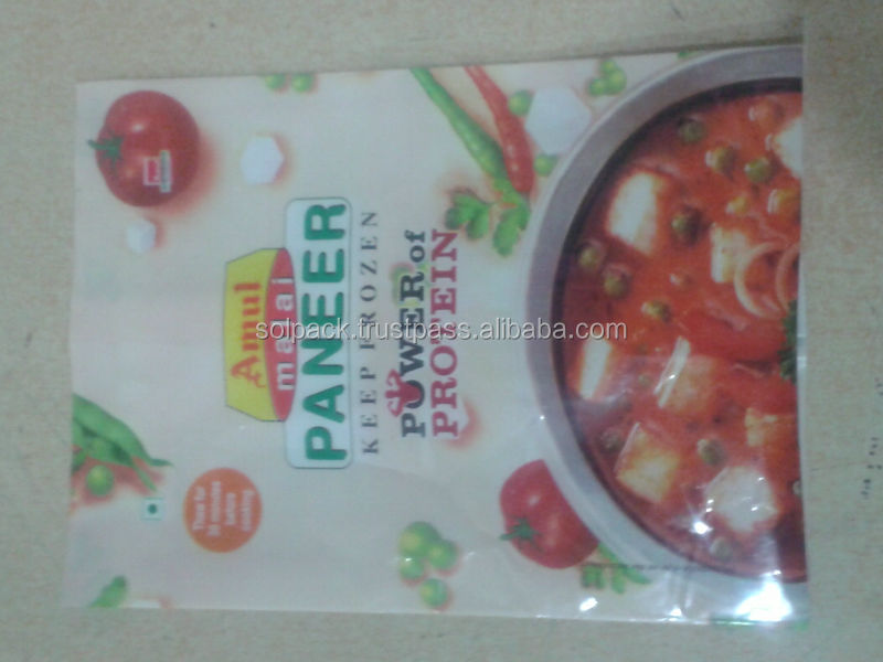 Silver Packaging Bag/Food Grade Plastic Pouch