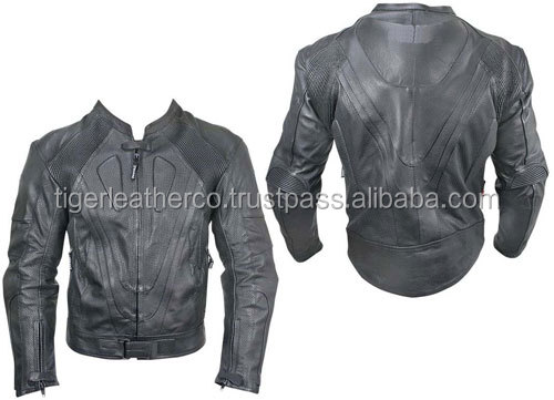 top quality leather jacket