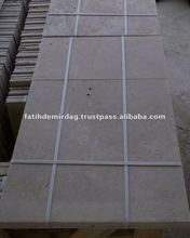 Classic Light Travertine - Tumbled - Pattern Set 12 mm - travertine tiles from FADE MARBLE & TRAVERTINE