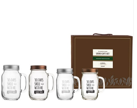Best 4 Special Heat Box Tumbler Gift Set