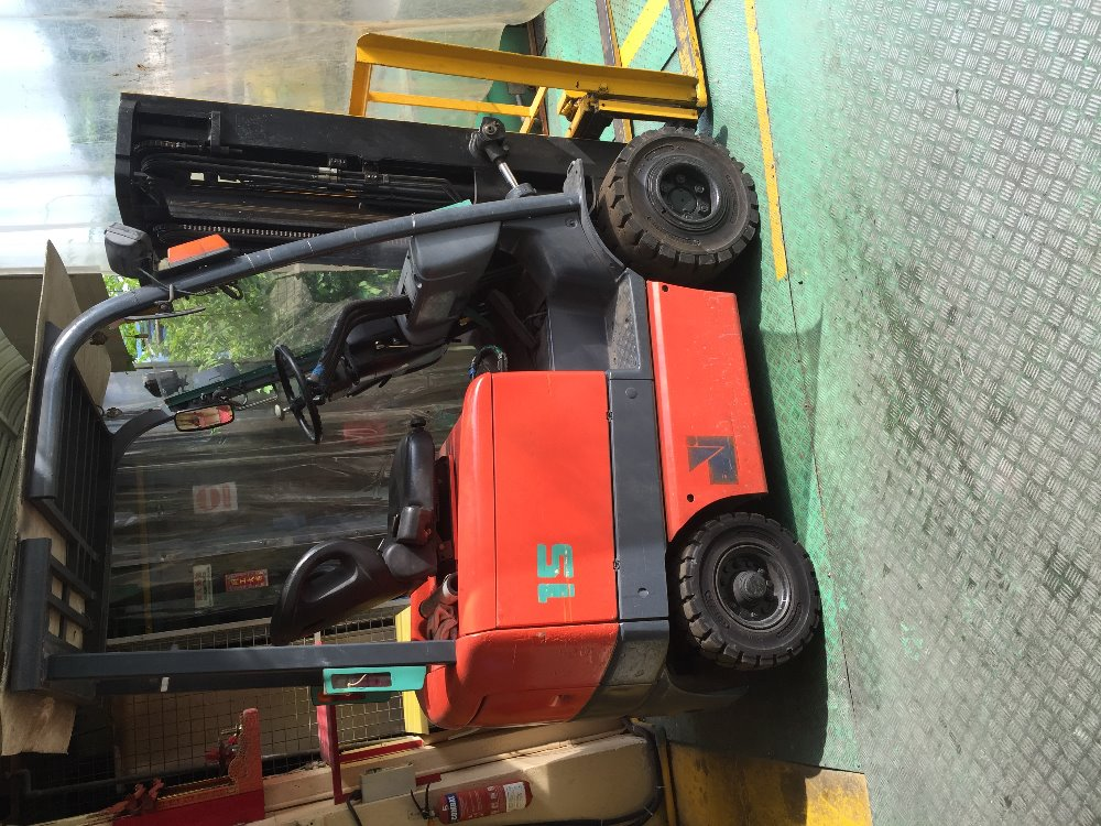 1.5 Ton Electric Forklift For Sale and Rental Singapore (Toyota), Cheap, Brand New and Used, Lift trucks, Tonne