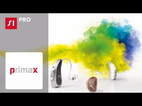 Signia Ric Bte Hearing Aid Pure Px New Technology View