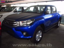 2016 TOYOTA HILUX REVO DOUBLE CAB 2.4E 4x4 6 SPEED MANUAL