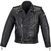 Cheap Price leather motorcycle jacket DG-3005