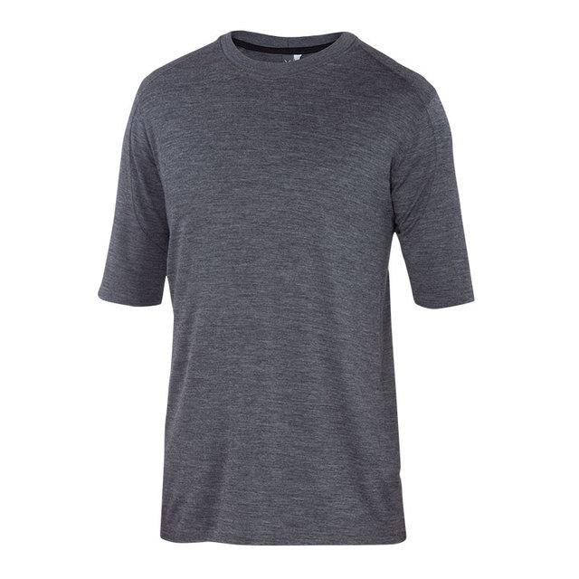 Custom merino wool t shirts - New Ultra soft Merino jersey knit crew neck tee - wool t shirts