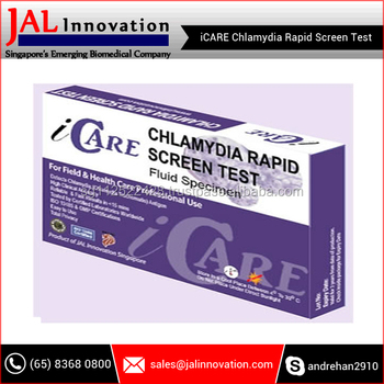 Arrival Top Quality iCar Chlamydia Rapid Test Kit for Bulk User