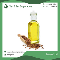 100% Pure Linseed Oil