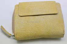 Women's RFID Blocking Large Capacity Luxury Genuine Leather Cluth Wallet Ladies Purse