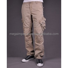 New Fashionable Cargo Pants - Cargo Trousers 5 pockets