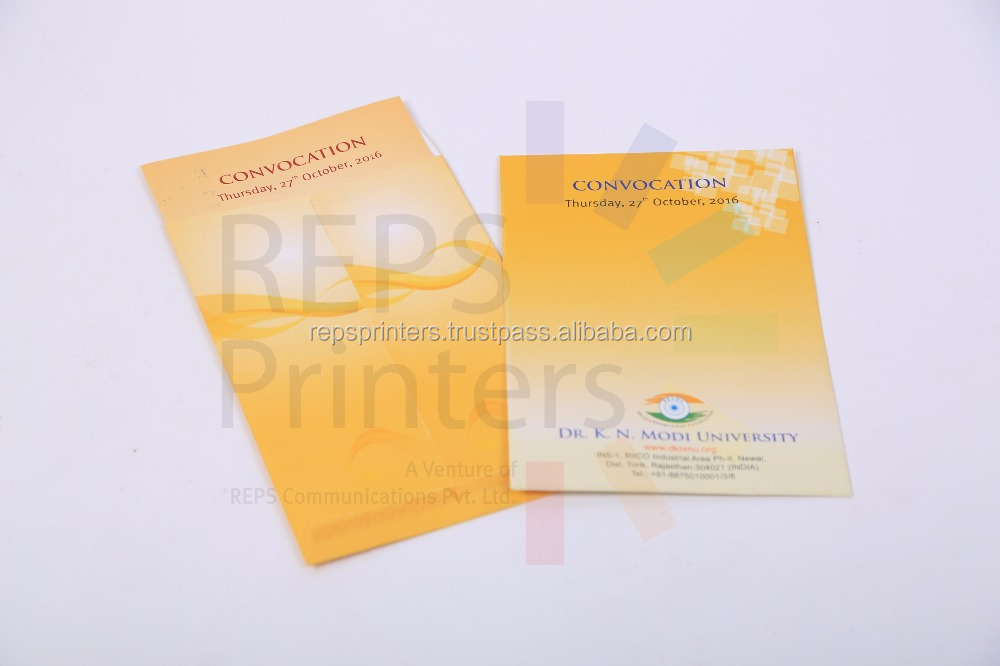 Custom Printed Paper Envelopes