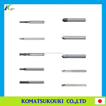 High quality Japan NS TOOL machinery cutting tools square end mill and drill bit for milling and drilling