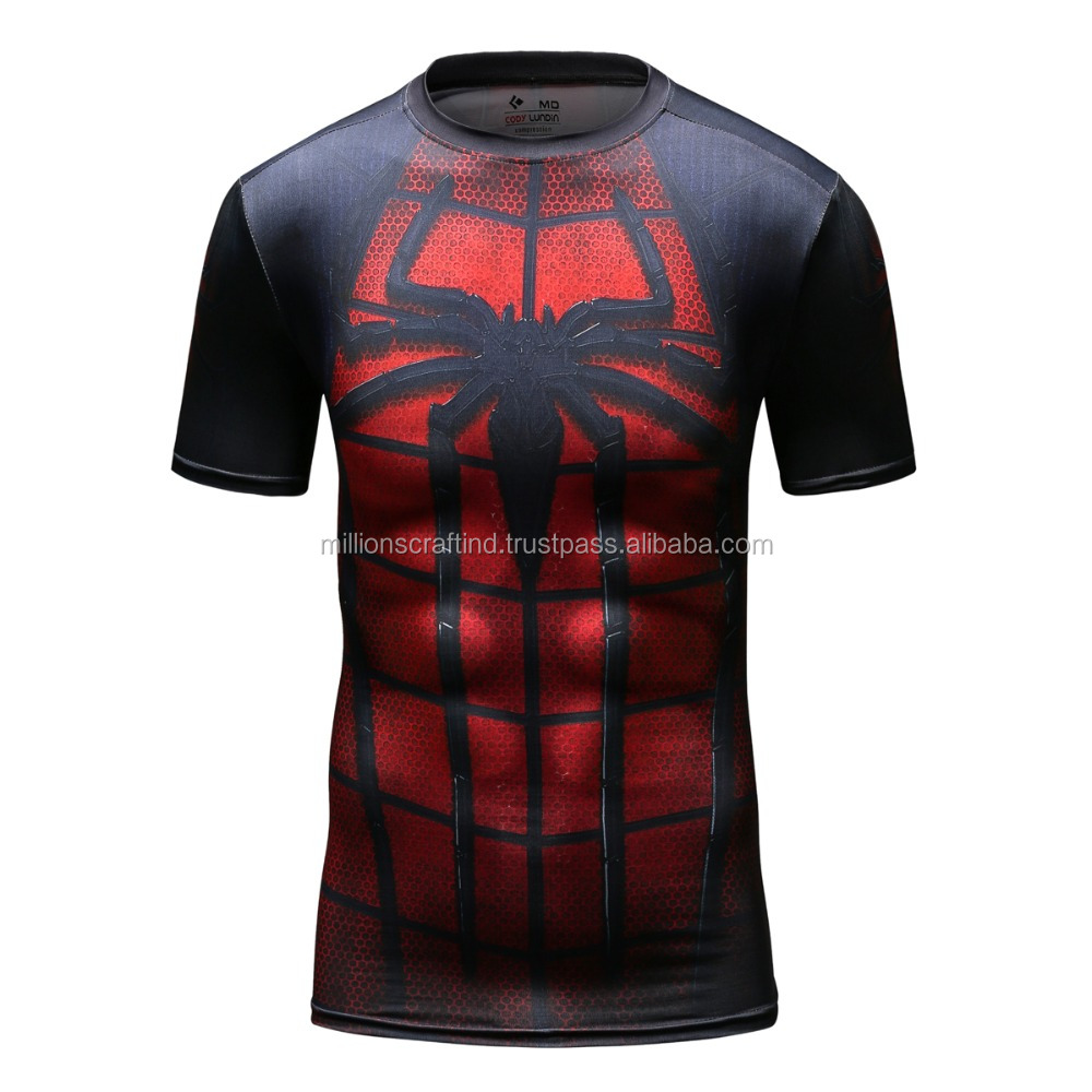 Good Quality sport t shirts made in pakistan quick dry gym cloth men printing your own logo t-shirt oem black and front print