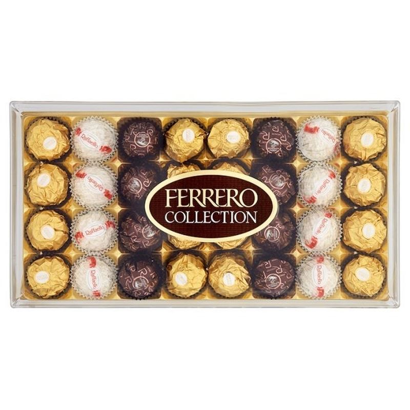 FERRERO ROCHER CHOCOLATE AND OTHERS SUPPLIERS