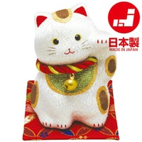 Maneki-neko traditionally money cat for popular gift item