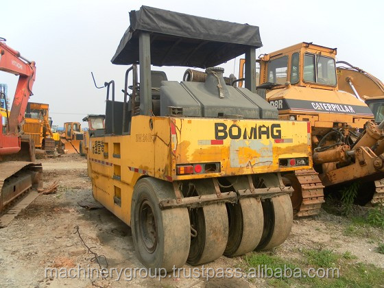 BW24R BOMAG Compactor, Used Bomag BW24R Tire Road Roller for Sale