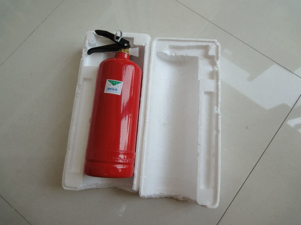 Portable 1kg CE0036 type Fire Extinguishers for Emergency Car Kit