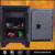 Factory direct sales simple mechanical fireproof gun safes for home - KS 160 F