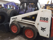 Used well made S160 Bobcat kid steer loader