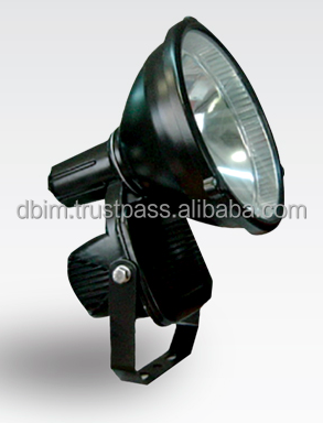 STOCK CLEARANCE!!! 400W HID spotlight luminaire in narrow beam angle
