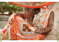 Designer Lawn 3 pieces suits
