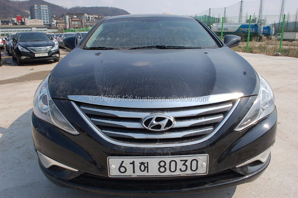 Hyundai Sonata LPI Style Used Korean Car Second Handed Vehicle