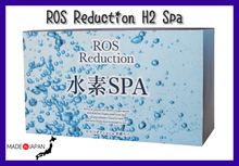 Hydrogen H2 ROS Reduction Bath Additives Made in japan