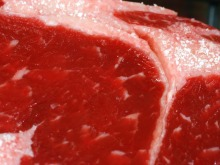 FROZEN BONELESS BEEF/BUFFALO MEAT