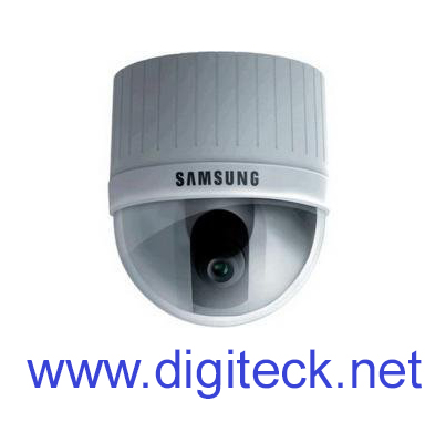 "SS32 - SAMSUNG SCC-643AP DOME CCTV 480TVL CAMERA 1/4"" DAY & NIGHT 22X ZOOM"
