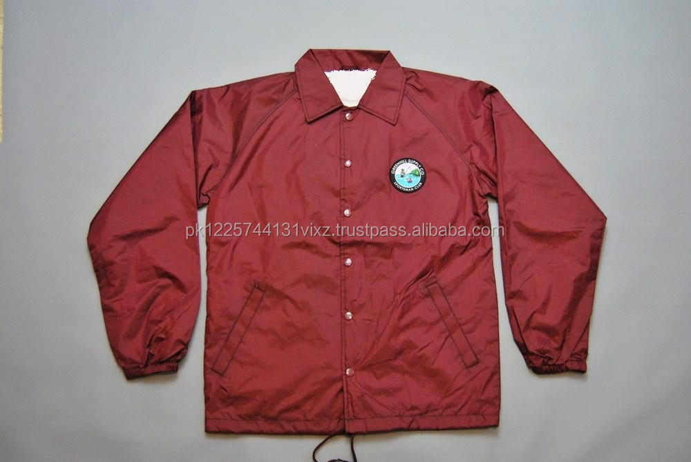 Coach Jacket Customize for Men/Ladies