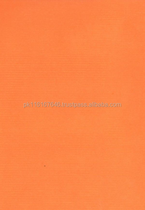 New Dark Orange Colour Paper A4 Size
