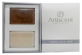 Natural Whitening Facial Soap - Artiscent
